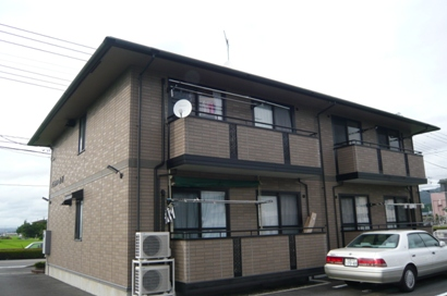 静岡県伊豆の国市、韮山駅徒歩15分の築15年 2階建の賃貸アパート