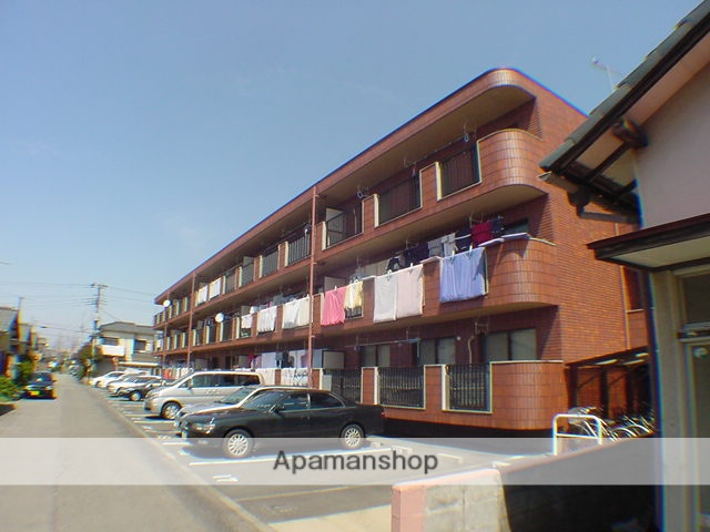 静岡県田方郡函南町、伊豆仁田駅徒歩4分の築24年 3階建の賃貸マンション