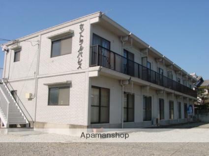 静岡県田方郡函南町、大場駅徒歩16分の築25年 2階建の賃貸マンション