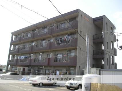 静岡県伊豆の国市、原木駅徒歩15分の築23年 4階建の賃貸マンション