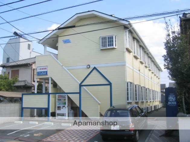 静岡県沼津市、沼津駅徒歩12分の築25年 2階建の賃貸アパート