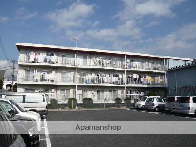 静岡県沼津市の築28年 3階建の賃貸マンション
