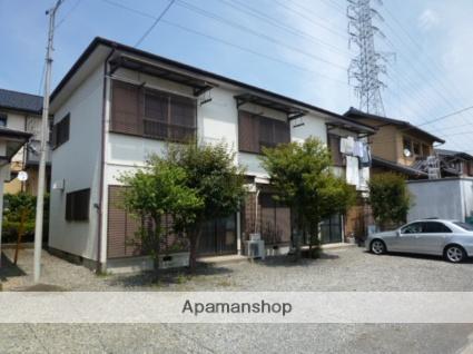 静岡県沼津市の築26年 2階建の賃貸アパート