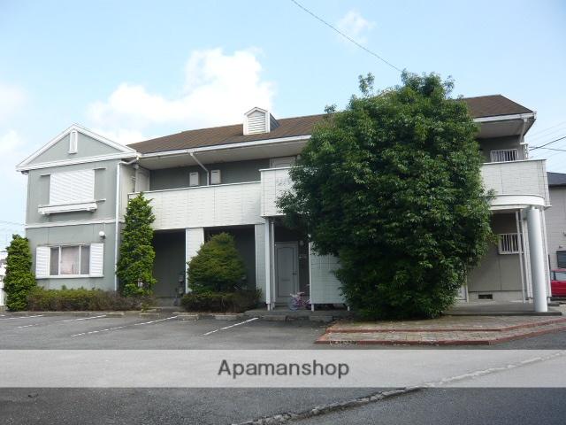 静岡県駿東郡長泉町、長泉なめり駅徒歩14分の築25年 2階建の賃貸アパート
