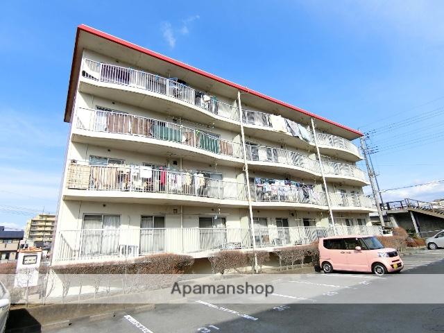 静岡県駿東郡長泉町、三島広小路駅徒歩18分の築34年 4階建の賃貸マンション