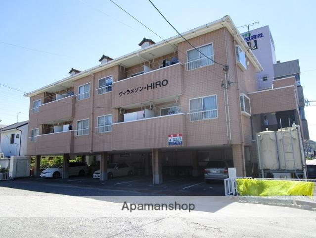 静岡県沼津市、大岡駅徒歩8分の築20年 3階建の賃貸マンション