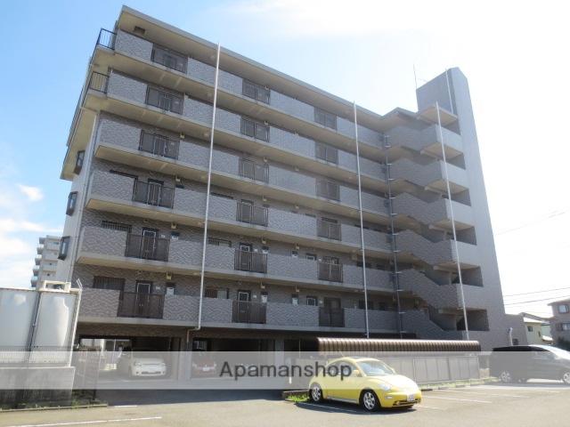 静岡県駿東郡長泉町、三島駅徒歩17分の築22年 7階建の賃貸マンション