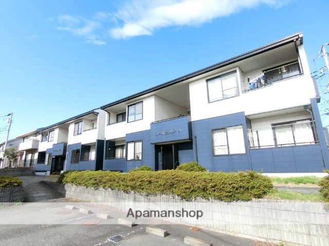 静岡県沼津市の築24年 2階建の賃貸アパート