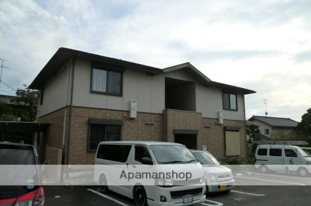 静岡県沼津市の築11年 2階建の賃貸アパート