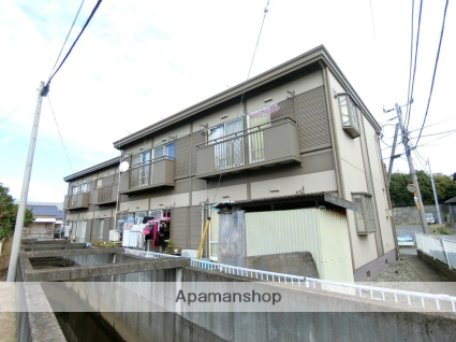 静岡県沼津市、大岡駅徒歩30分の築30年 2階建の賃貸アパート