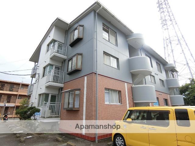 静岡県駿東郡長泉町、長泉なめり駅徒歩15分の築28年 3階建の賃貸マンション