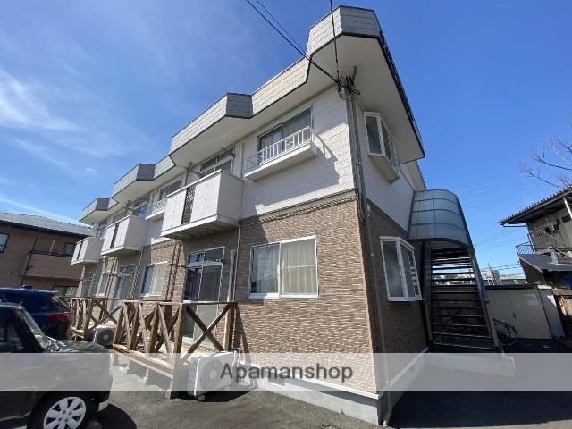 静岡県駿東郡清水町、大岡駅徒歩26分の築26年 2階建の賃貸マンション