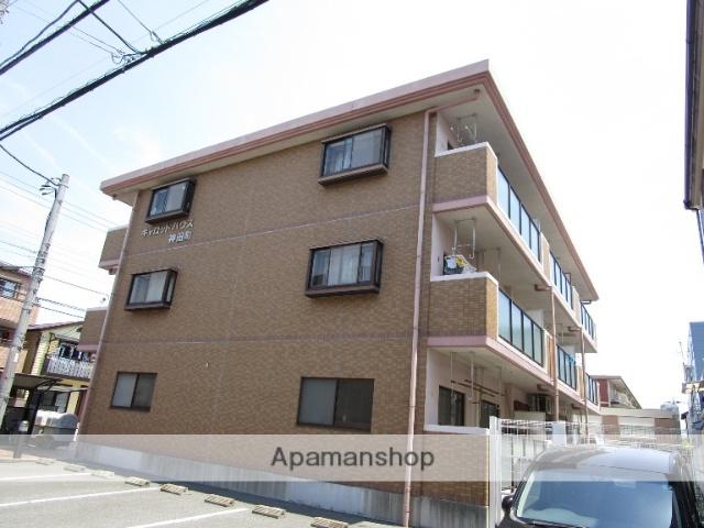 静岡県沼津市の築17年 3階建の賃貸マンション