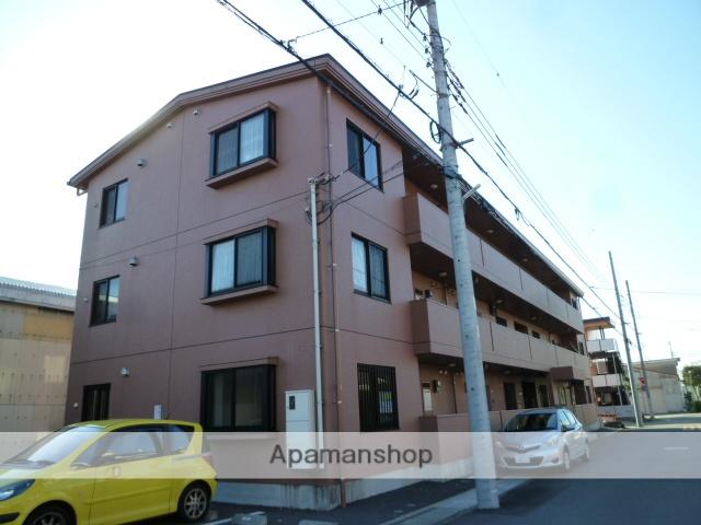 静岡県沼津市、大岡駅徒歩18分の築11年 3階建の賃貸マンション