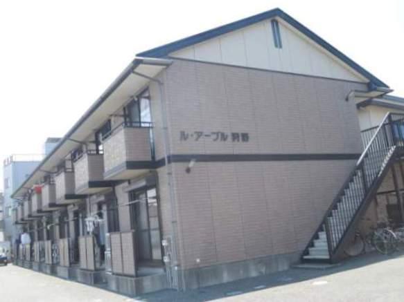 静岡県駿東郡清水町の築18年 2階建の賃貸アパート