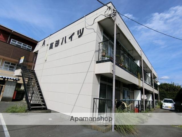 静岡県沼津市の築31年 2階建の賃貸アパート