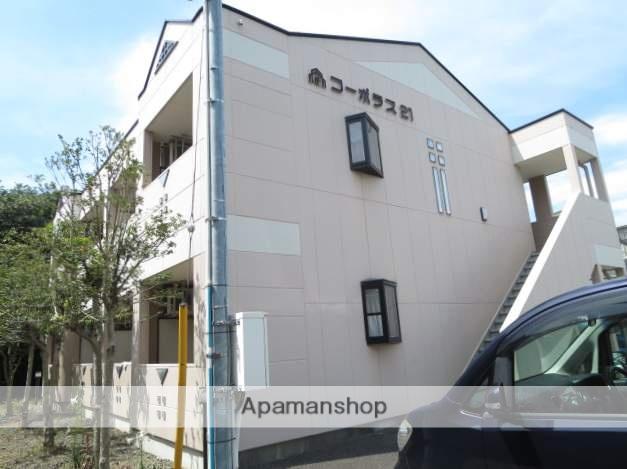 静岡県駿東郡清水町、三島広小路駅徒歩45分の築17年 2階建の賃貸マンション