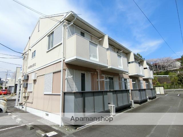 静岡県沼津市の築22年 2階建の賃貸アパート