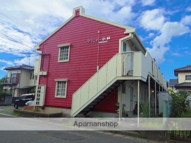 静岡県駿東郡清水町、三島広小路駅徒歩20分の築28年 2階建の賃貸アパート