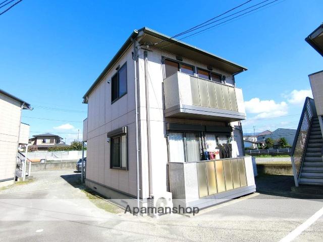 静岡県駿東郡長泉町、長泉なめり駅徒歩14分の築14年 2階建の賃貸アパート