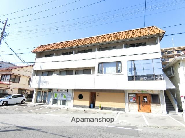 静岡県沼津市、大岡駅徒歩15分の築40年 3階建の賃貸マンション