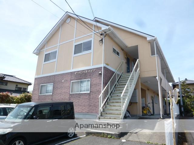 静岡県沼津市の築14年 2階建の賃貸アパート