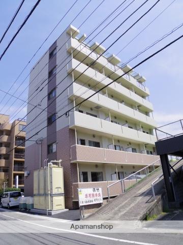 静岡県沼津市、沼津駅徒歩5分の築1年 6階建の賃貸マンション