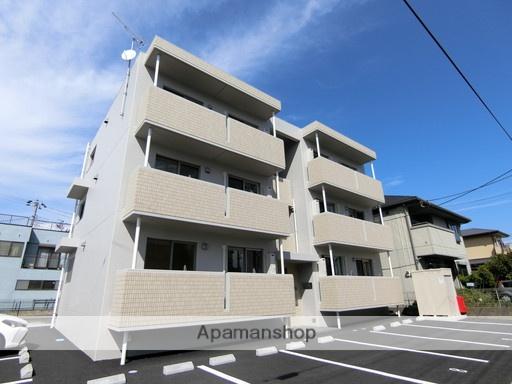 静岡県沼津市、大岡駅徒歩20分の新築 3階建の賃貸マンション