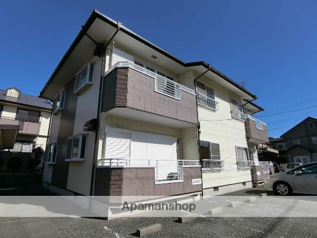 静岡県駿東郡長泉町の築27年 2階建の賃貸アパート