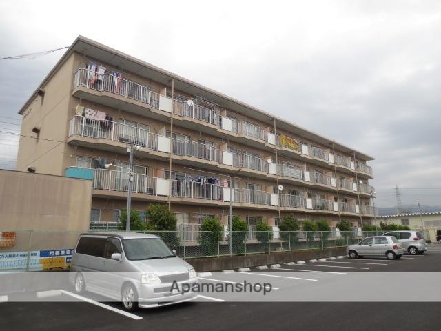 静岡県駿東郡長泉町、長泉なめり駅徒歩16分の築31年 4階建の賃貸マンション