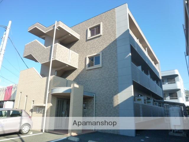 静岡県沼津市の築9年 3階建の賃貸マンション