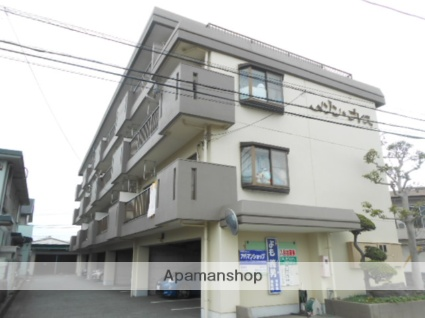 静岡県駿東郡長泉町、下土狩駅徒歩16分の築30年 4階建の賃貸マンション