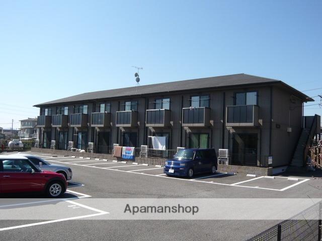 静岡県駿東郡長泉町、長泉なめり駅徒歩7分の築15年 2階建の賃貸アパート