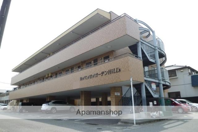 静岡県沼津市、沼津駅徒歩28分の築20年 3階建の賃貸マンション