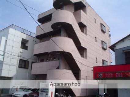 静岡県沼津市の築25年 4階建の賃貸マンション