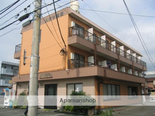 静岡県沼津市、沼津駅徒歩21分の築36年 3階建の賃貸マンション