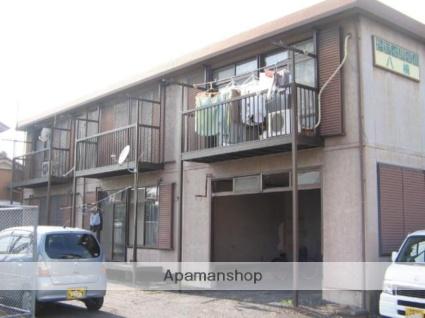 静岡県焼津市、焼津駅徒歩17分の築31年 2階建の賃貸アパート