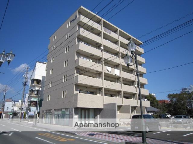 静岡県焼津市、焼津駅徒歩3分の築9年 7階建の賃貸マンション