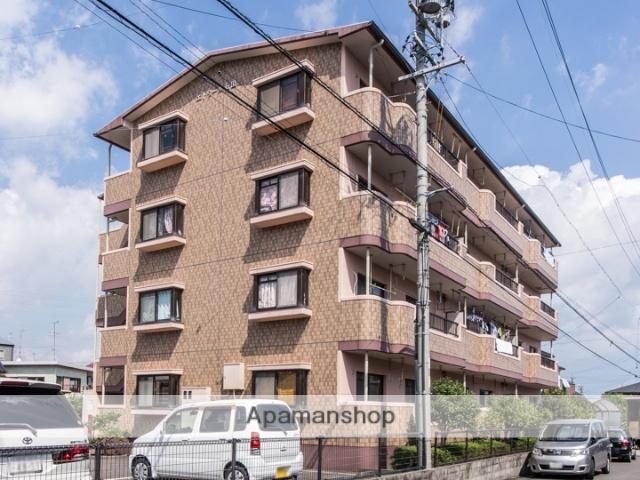 静岡県焼津市、西焼津駅徒歩20分の築19年 4階建の賃貸マンション