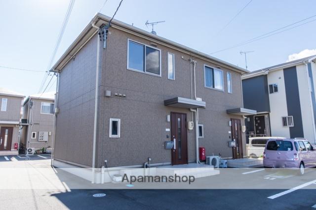 静岡県焼津市、西焼津駅徒歩19分の築4年 2階建の賃貸テラスハウス