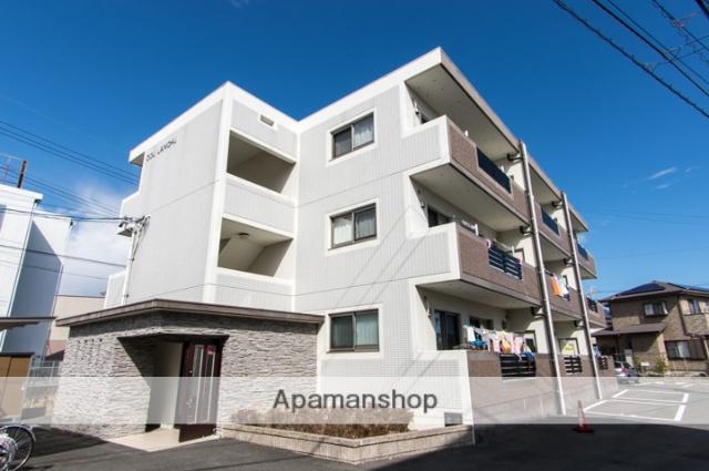 静岡県焼津市、西焼津駅徒歩20分の築9年 3階建の賃貸マンション