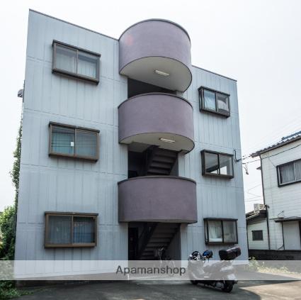 静岡県焼津市、西焼津駅徒歩2分の築24年 3階建の賃貸アパート
