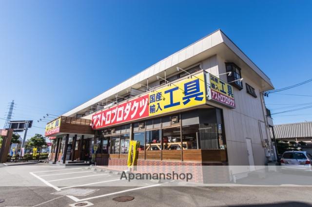 静岡県焼津市、焼津駅徒歩16分の築30年 2階建の賃貸アパート