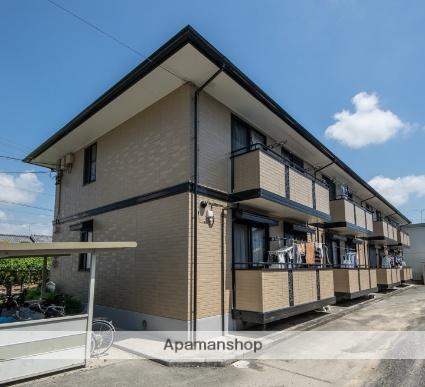 静岡県焼津市、西焼津駅徒歩8分の築18年 2階建の賃貸アパート