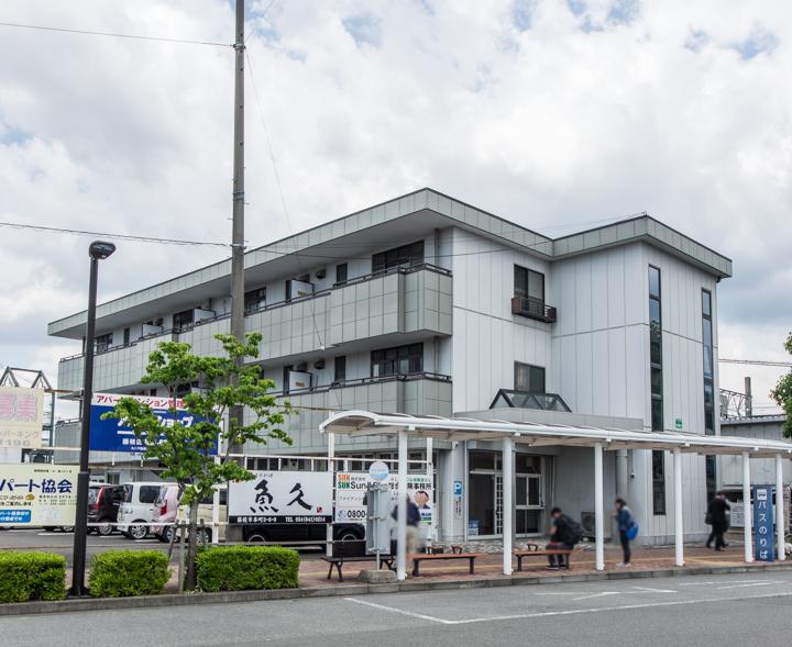 静岡県焼津市、西焼津駅徒歩1分の築26年 3階建の賃貸マンション