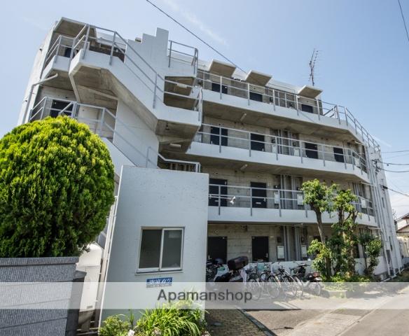 静岡県焼津市の築29年 4階建の賃貸マンション