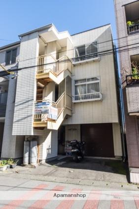 静岡県焼津市、焼津駅徒歩2分の築26年 3階建の賃貸アパート