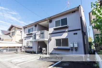 静岡県焼津市、西焼津駅徒歩15分の築26年 2階建の賃貸アパート