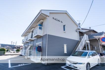 静岡県焼津市、焼津駅徒歩15分の築29年 2階建の賃貸アパート