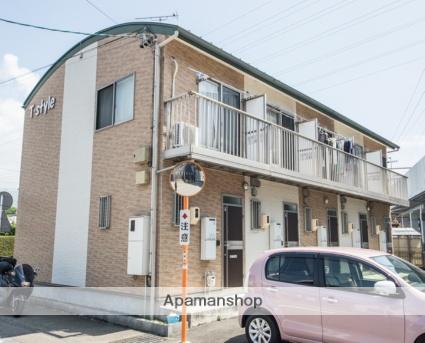 静岡県焼津市、焼津駅徒歩15分の築9年 2階建の賃貸アパート